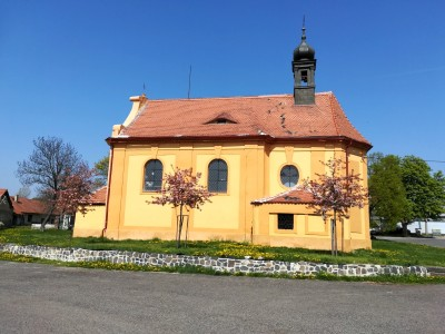 Kostel sv. A. Paduánského