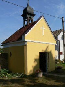 Kaple sv. Václava v Želevicích