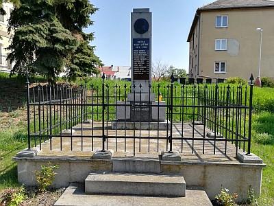 Památník padlým legionářům
