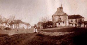 Horní náves, 1906